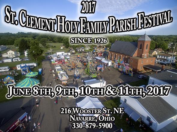 2017 St. Clement's Festival Headliner
