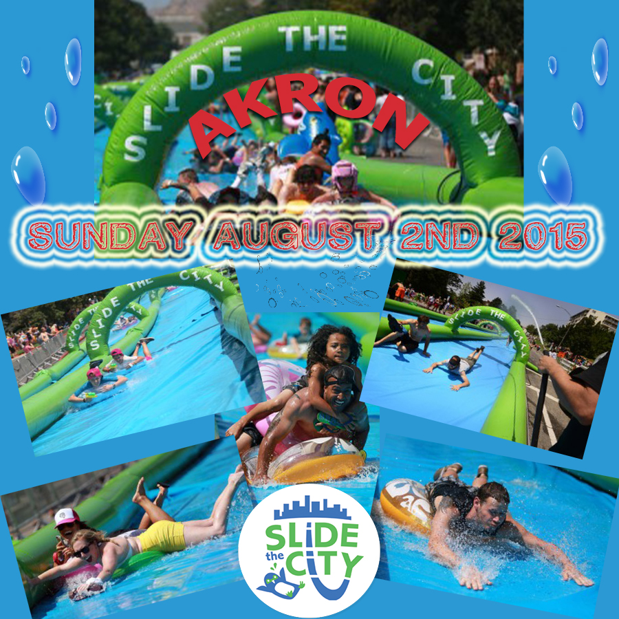 Slide the City Akron