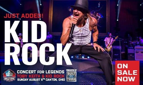 Kid Rock Added