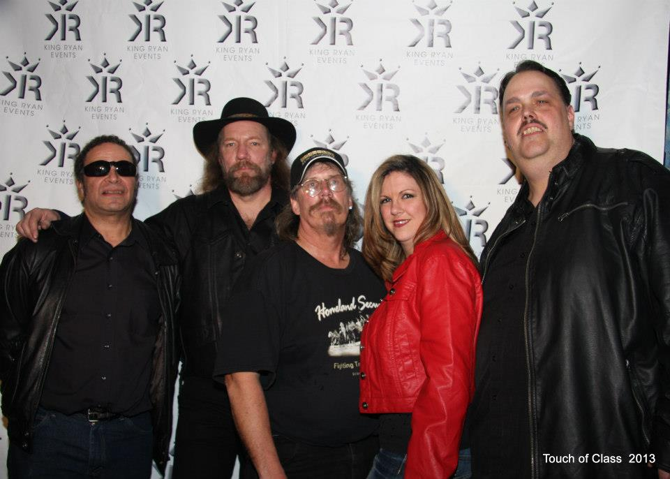 Feb 2018 South Liberty Bar Grill Code Red Rock Roll Party Band