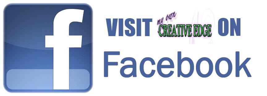 My Own Creative Edge Facebook