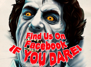 Find us on Facebook if you dare